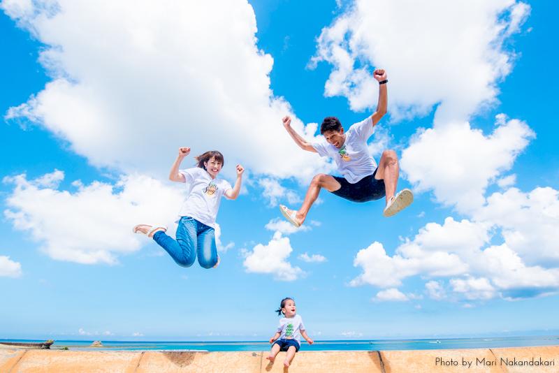 アラハビーチ沖縄ロケーションフォト